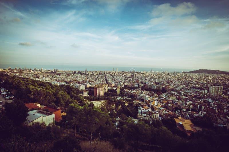 Barcelona, Catalonia, Spain imagens de stock royalty free