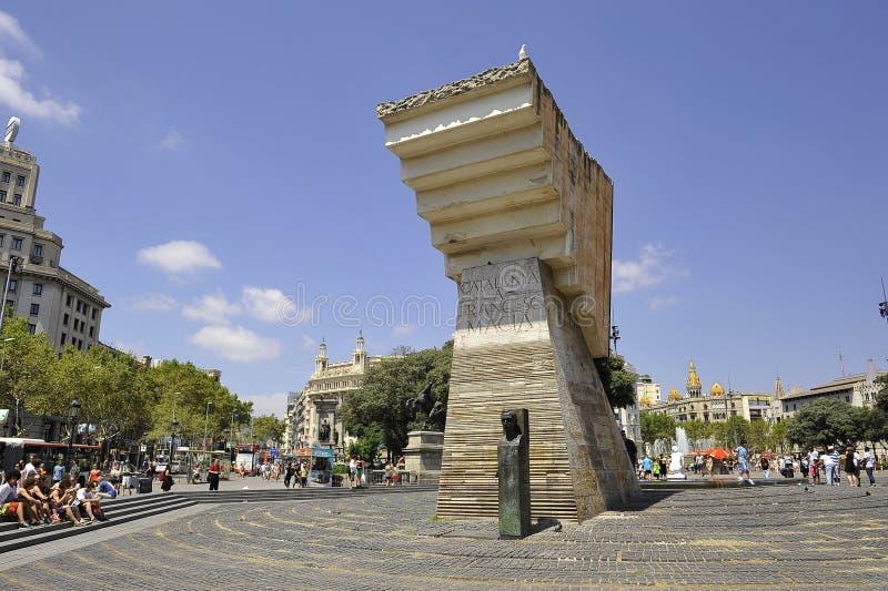 Barcelona Catalunya imágenes de archivo libres de regalías