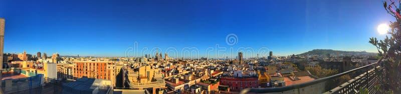 Barcelona arkivbilder