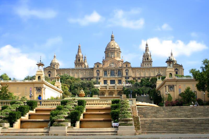 Barcelona gallery. Art gallery in Barcelona, Spain