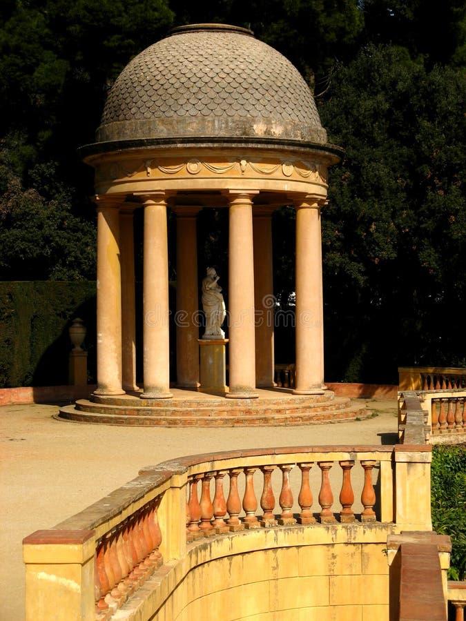 Barcelona,Laberint d'Horta 04 royalty free stock photo