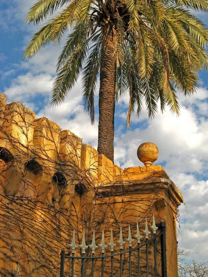 Barcelona,Laberint d'Horta 19 royalty free stock images