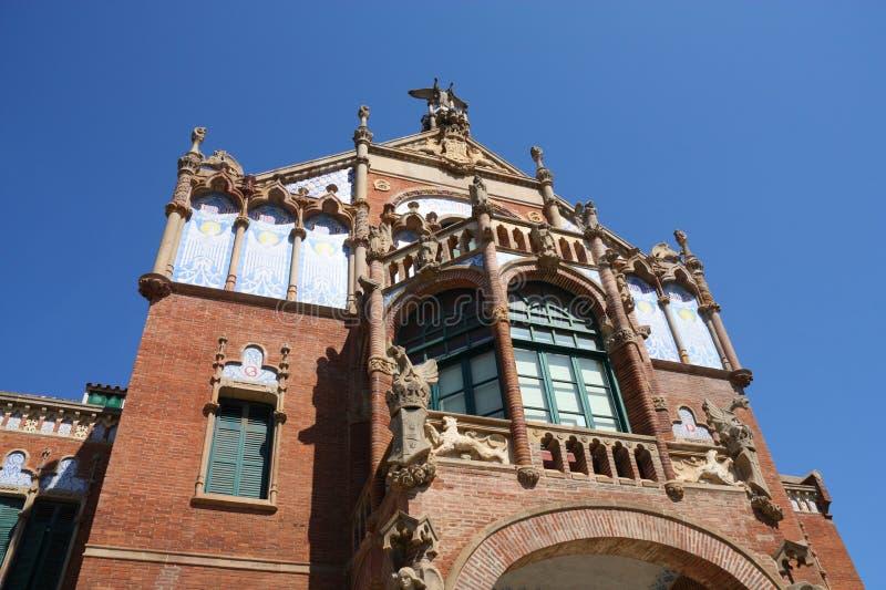 Download Barcelona landmark stock image. Image of heritage, creu - 17712231