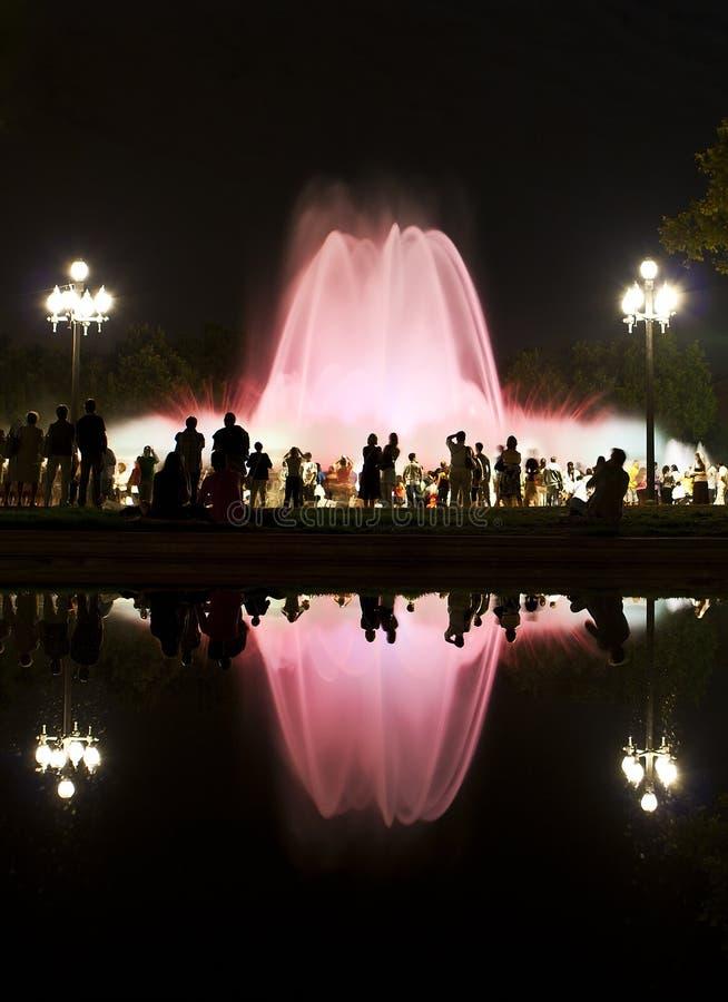 Free Barcelona Magic Fountain Of Montjuic Stock Image - 17399931