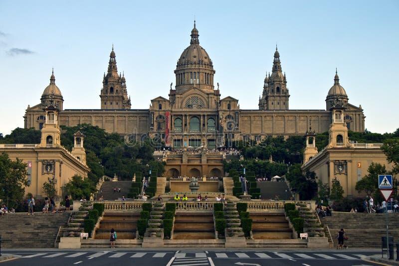 barcelona muzeum obywatel fotografia stock