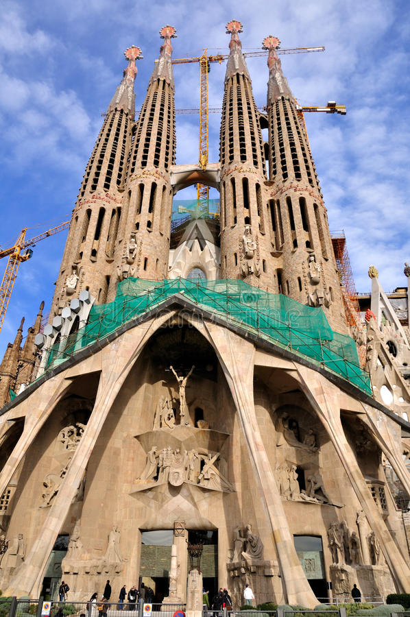 Download Barcelona, Spain stock image. Image of historic, tourisms - 21434267