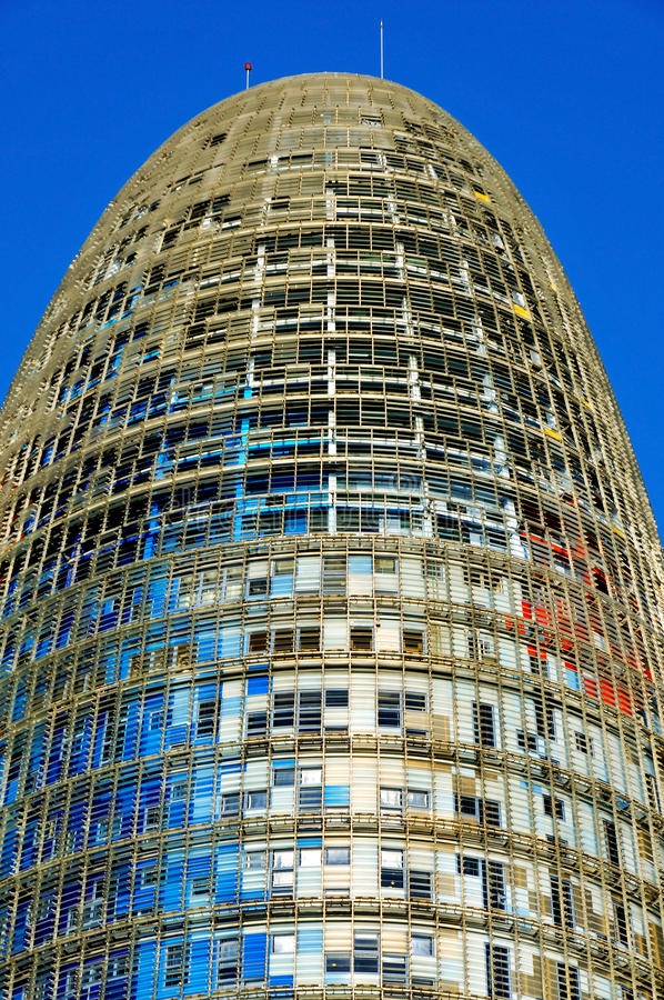 Download Barcelona, Spain editorial stock photo. Image of famous - 23616623