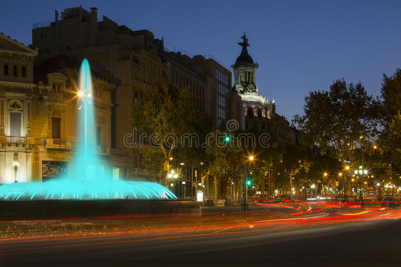 Barcelona - Spain royalty free stock images