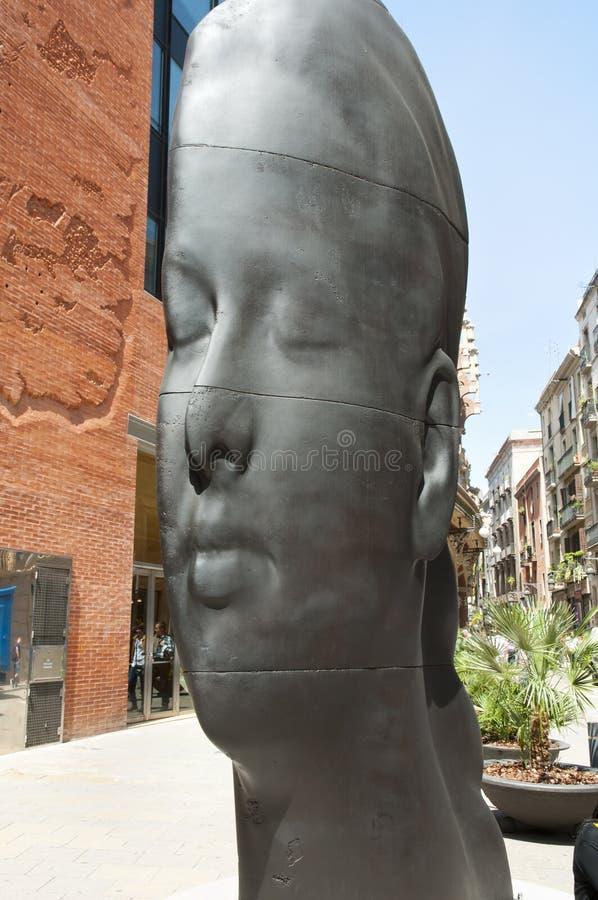 BARCELONA, SPANIEN - 24. Mai 2016: lizenzfreies stockbild