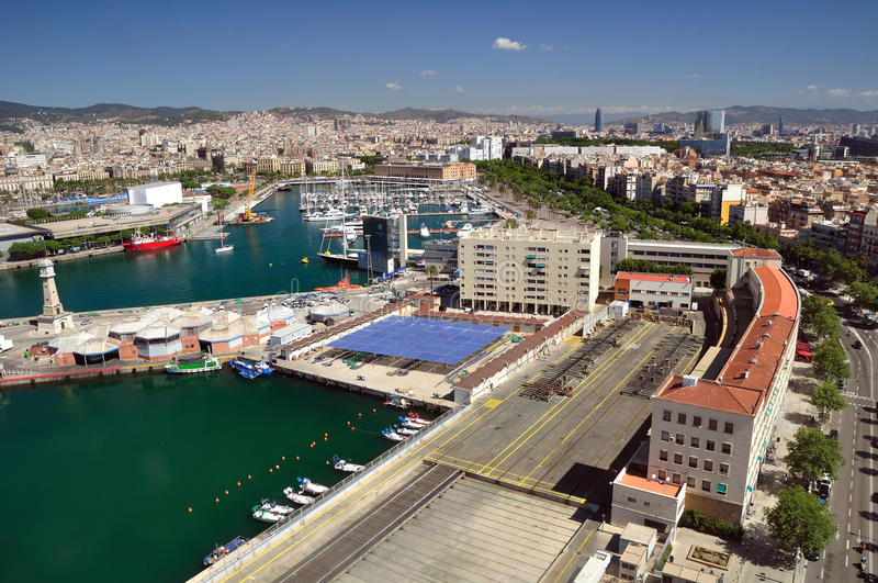 Barcelona. royalty free stock photography