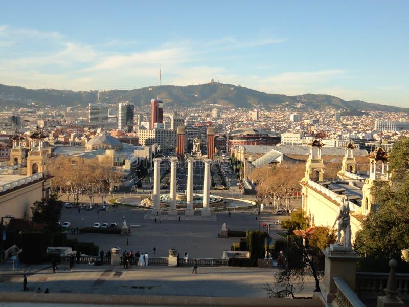 Barcelone photo libre de droits