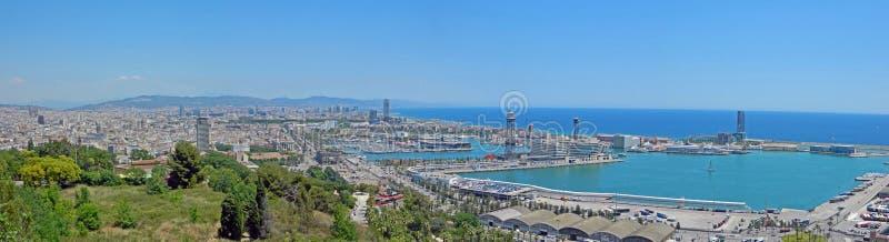 Barcelone, Catalogne, Espagne image stock