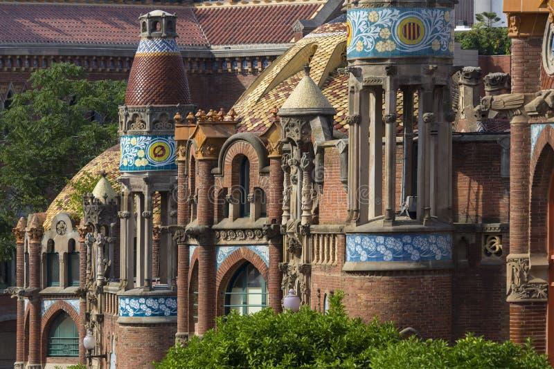 Barcelone - l'Espagne photographie stock libre de droits