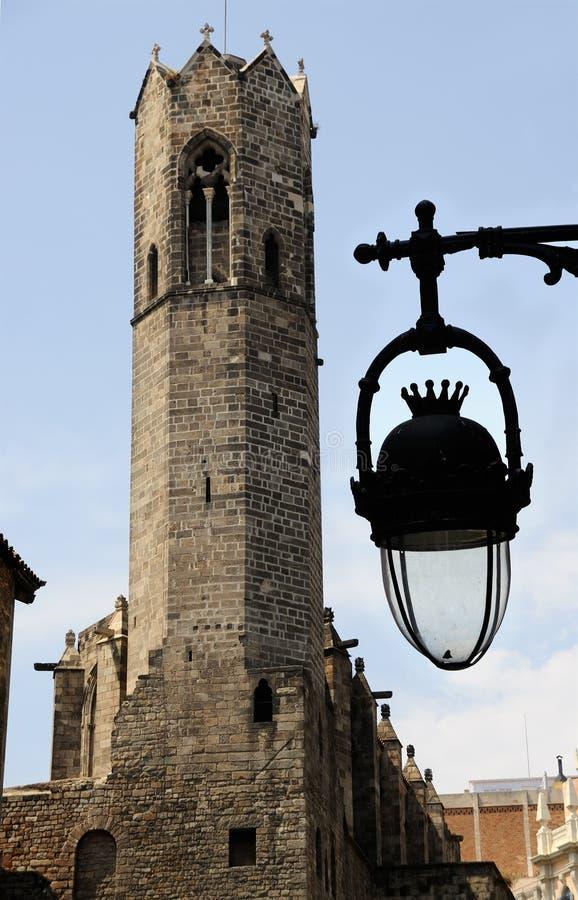 Barcelone - Mirador del Rei Martin photo stock