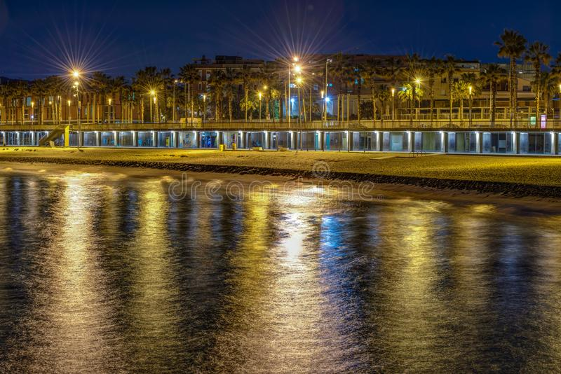 Barcelone photographie stock