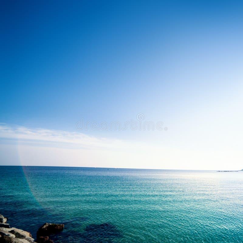 Download Barceloneta Beach In Barcelona Paradise Tropical Wallpaper Stock Image