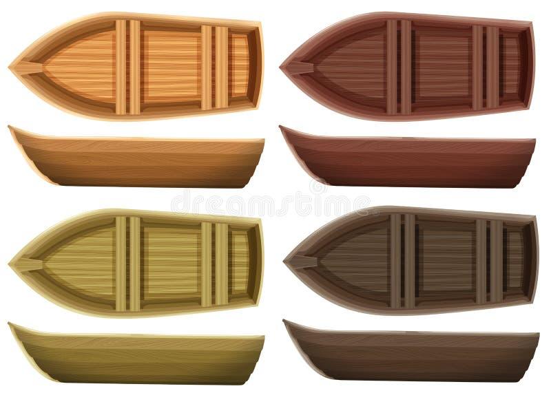 Barche royalty illustrazione gratis