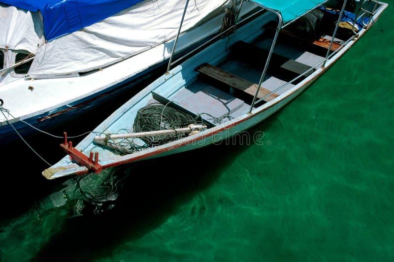 Barche - tiro del primo piano immagini stock libere da diritti