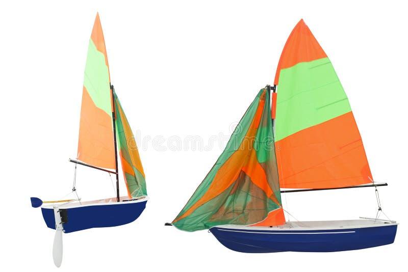 Download Barche a vela fotografia stock. Immagine di nautical - 30830586