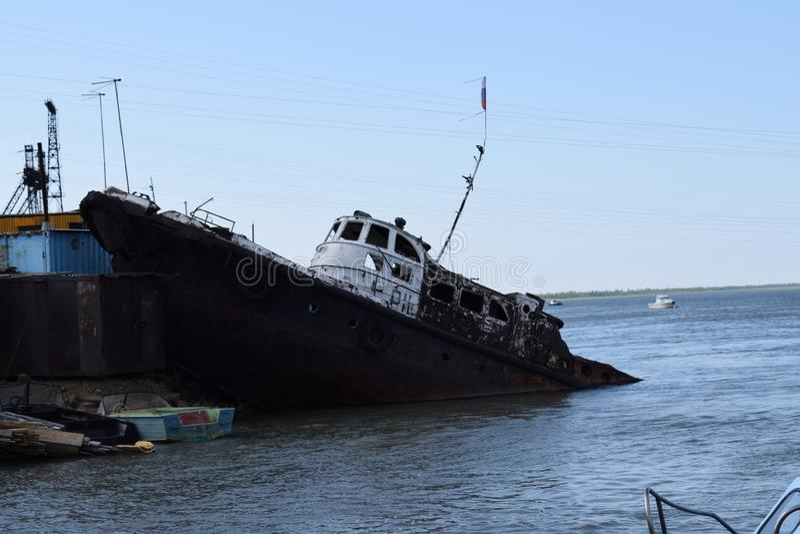 barco imagem de stock