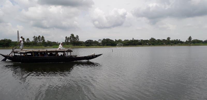 Barco foto de archivo