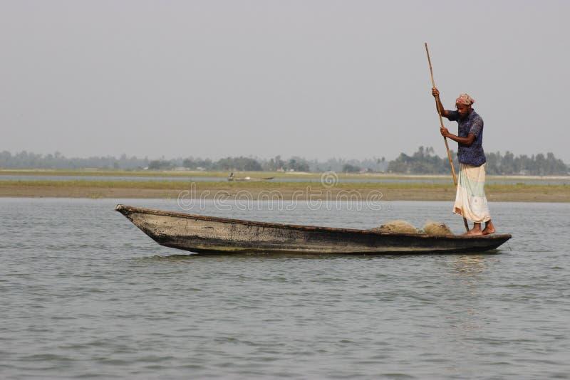 Barco de Bangladesh fotografía de archivo