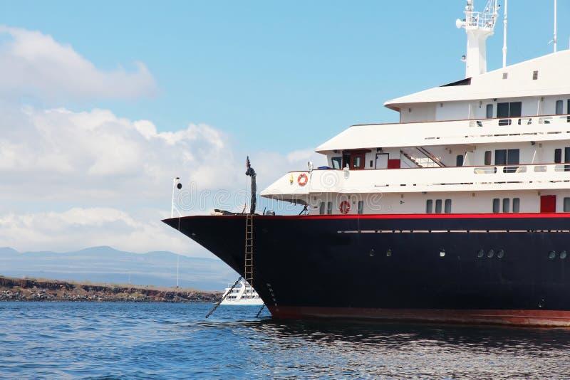 Barco de cruceros imagen de archivo