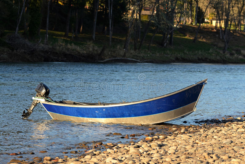 Barco de deriva imagenes de archivo