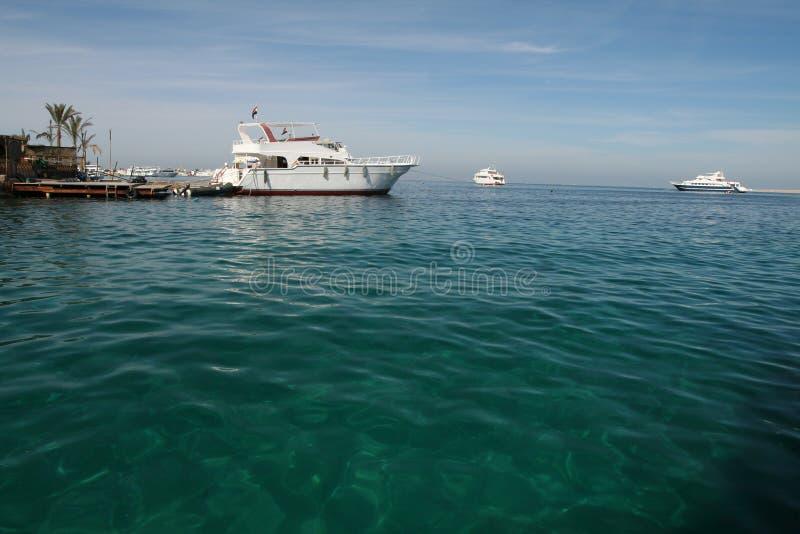 Barco de la travesía imagenes de archivo