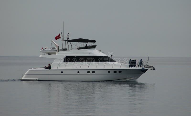 Barco de la travesía. foto de archivo libre de regalías