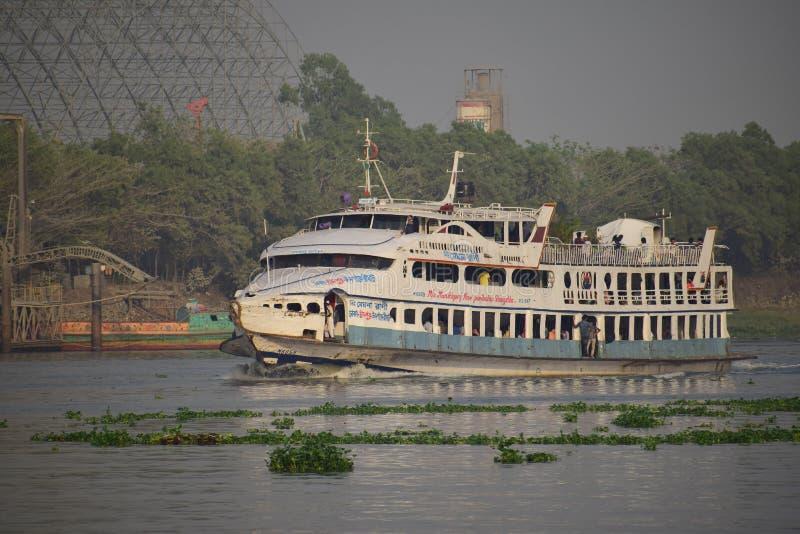 barco de mar fotografia de stock