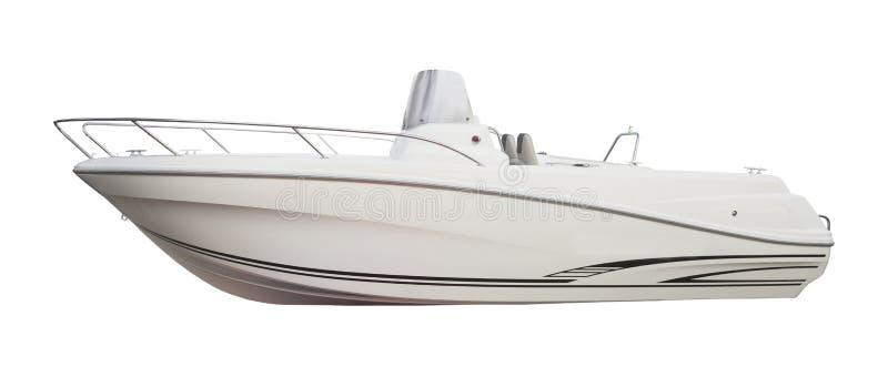 Barco de motor imagen de archivo