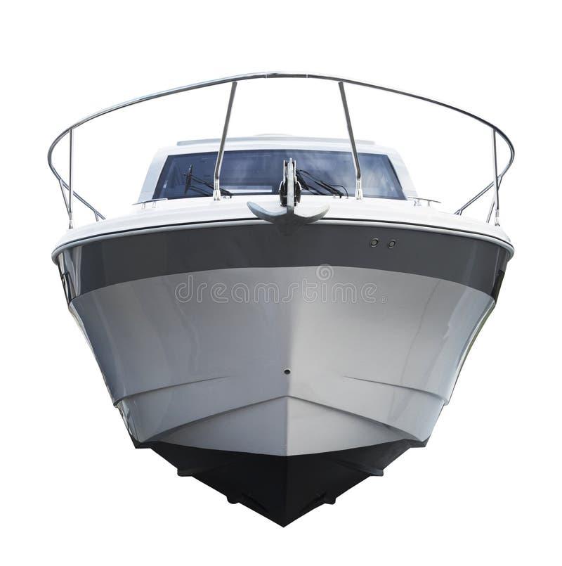 Barco de motor imagenes de archivo