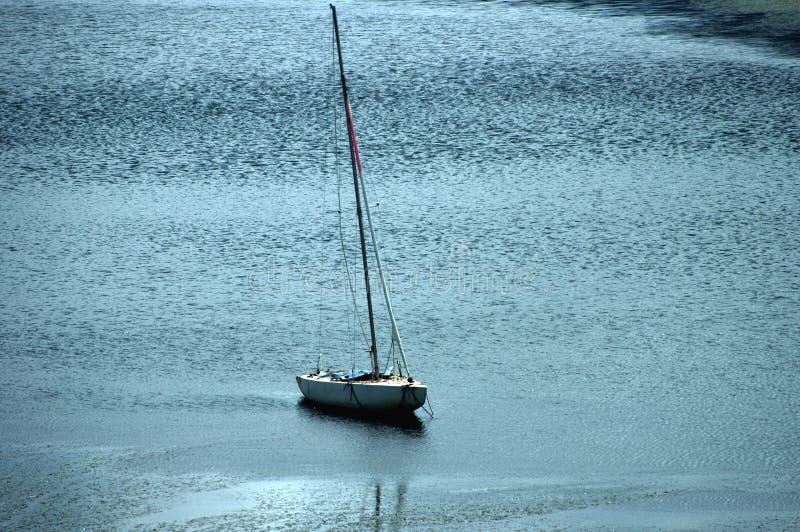 Barco De Navigação Em Repouso Foto de Stock Royalty Free