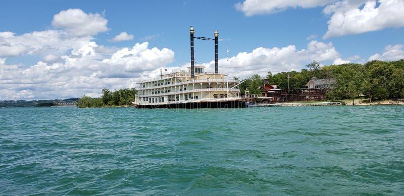 Barco de pá em Missouri imagem de stock royalty free