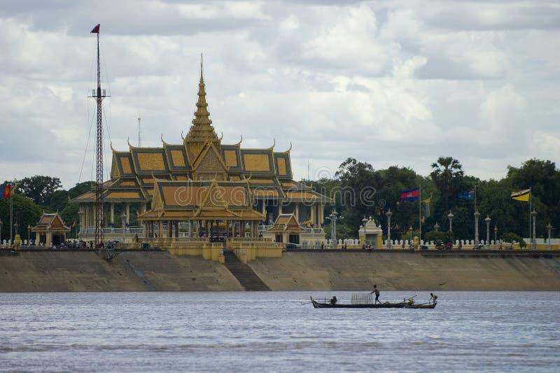 Barco de pesca 2 foto de archivo