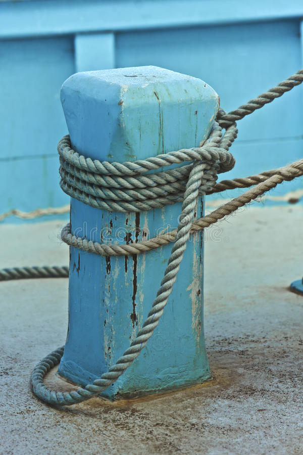 Barco de pesca de madera foto de archivo