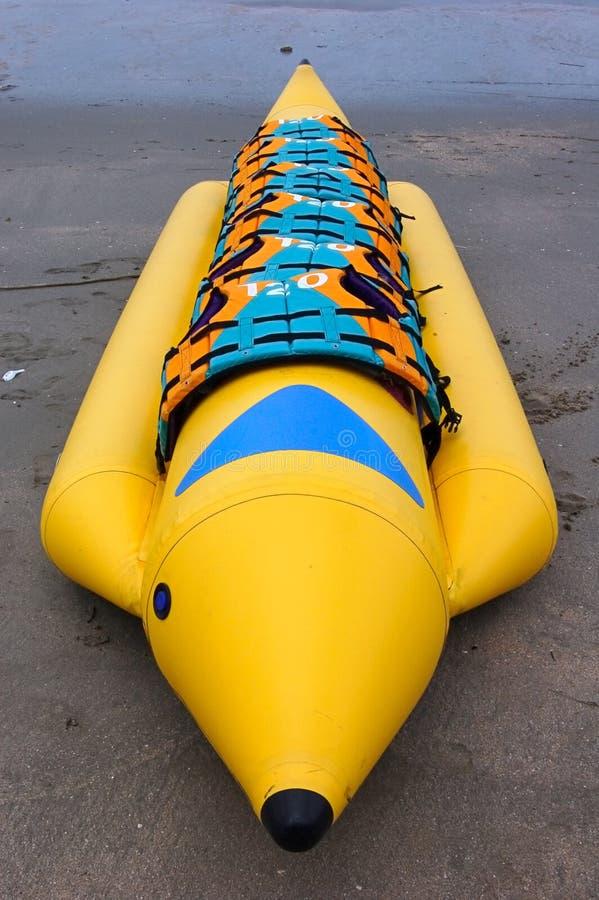 Barco de plátano fotografía de archivo libre de regalías