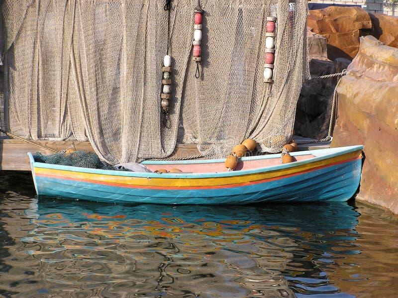 Barco de Rowing foto de archivo libre de regalías