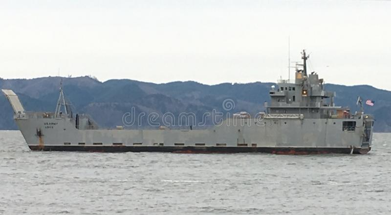 Barco de Uss foto de archivo