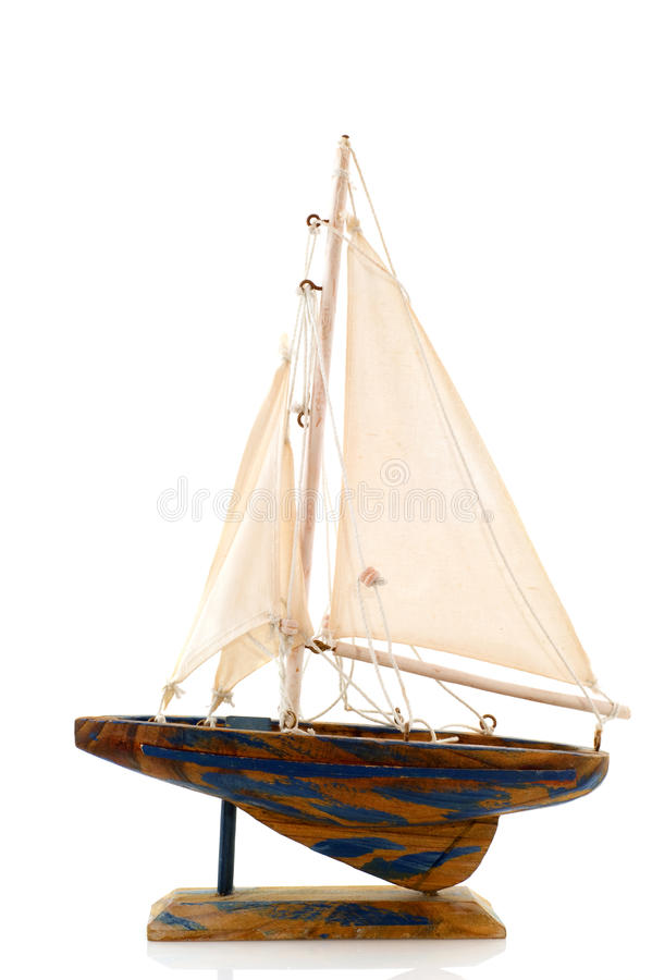 Barco de vela imagens de stock royalty free