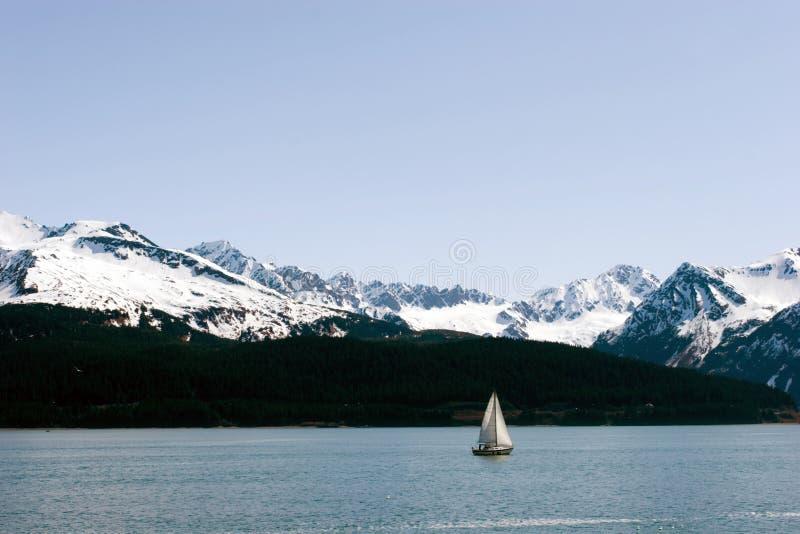 Barco de vela imagen de archivo libre de regalías
