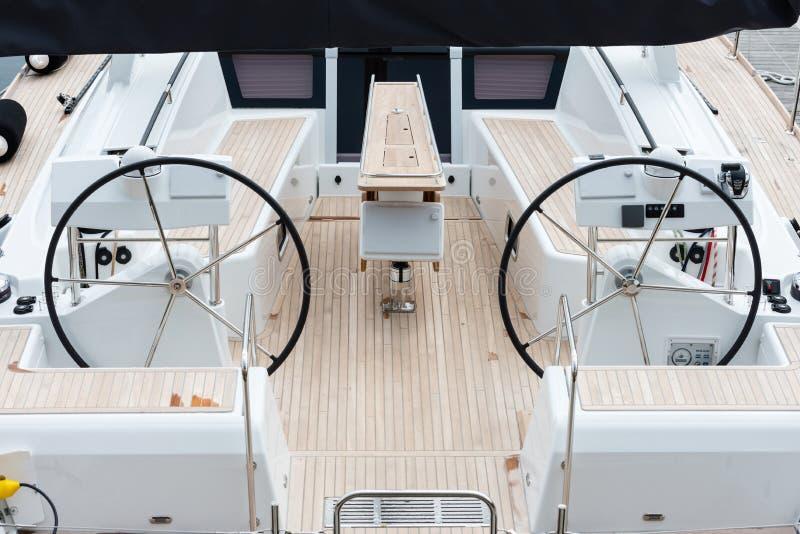 Barco de vela luxuoso fotos de stock