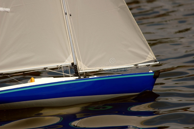 Download Barco de vela modelo foto de archivo. Imagen de sailboat - 189448