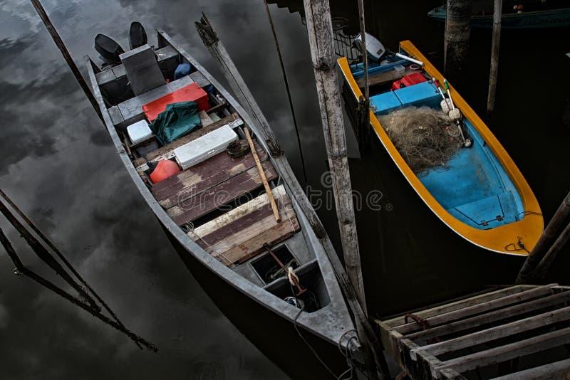 Barco del agua foto de archivo libre de regalías