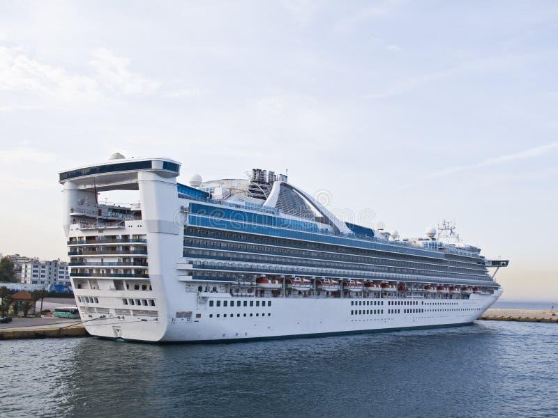 Barco del crucero imagen de archivo libre de regalías