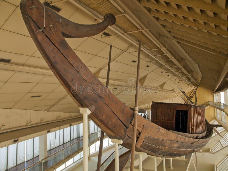 Barco do Pharaoh foto de stock royalty free