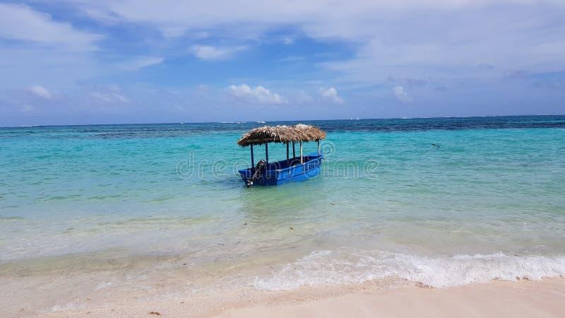 Barco dominicano foto de archivo libre de regalías