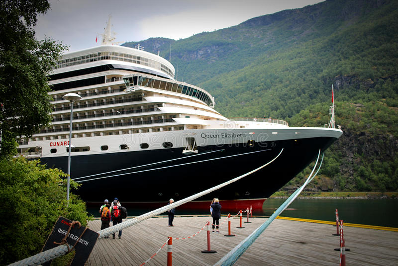 Barco enorme foto de stock royalty free