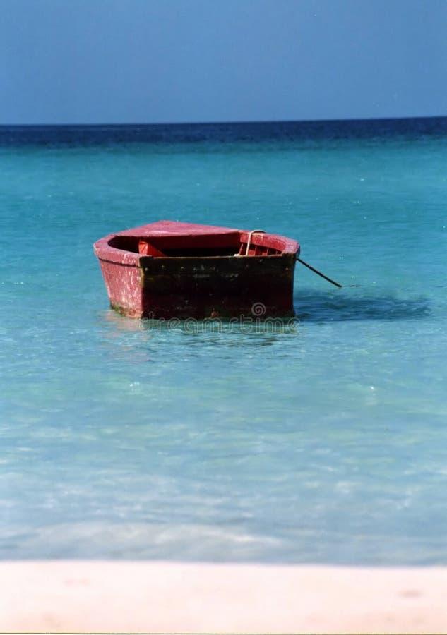 Barco Jamaicano Imagens de Stock